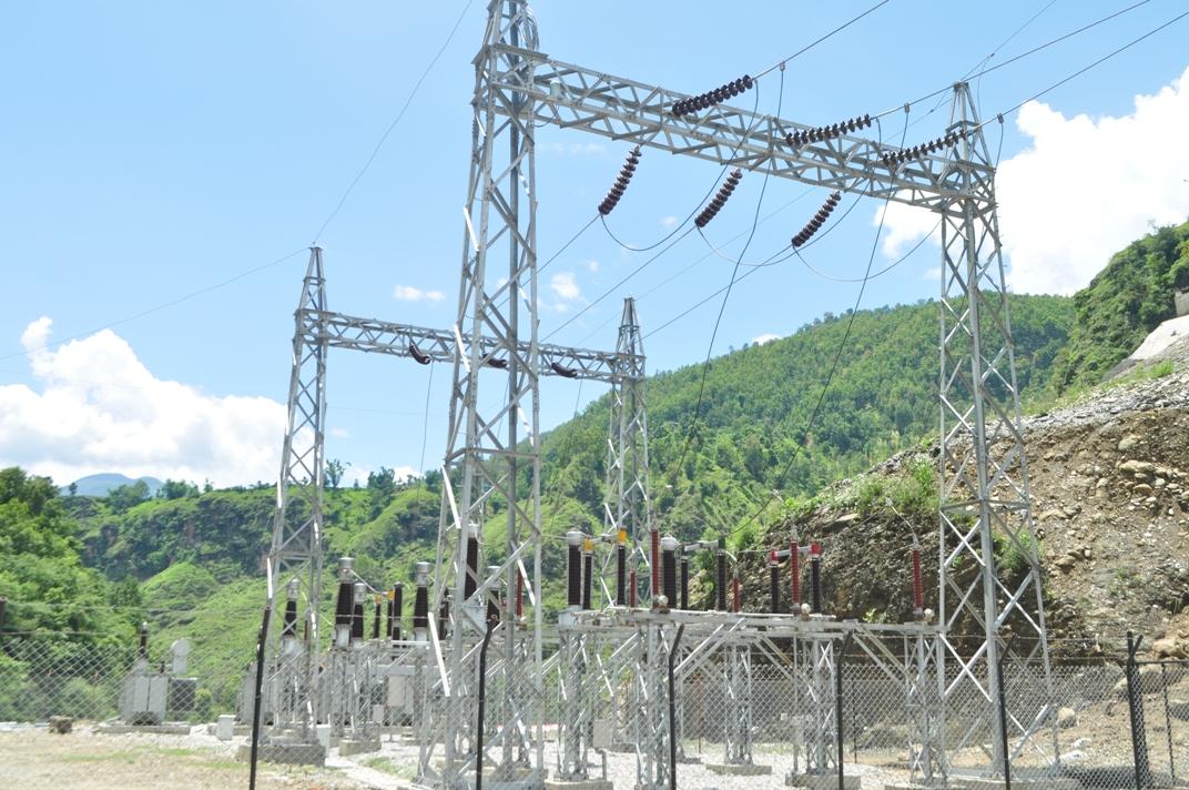 United Modi Hydropower